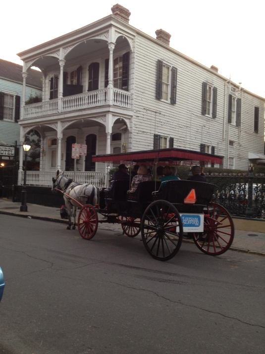 historic house & carriage